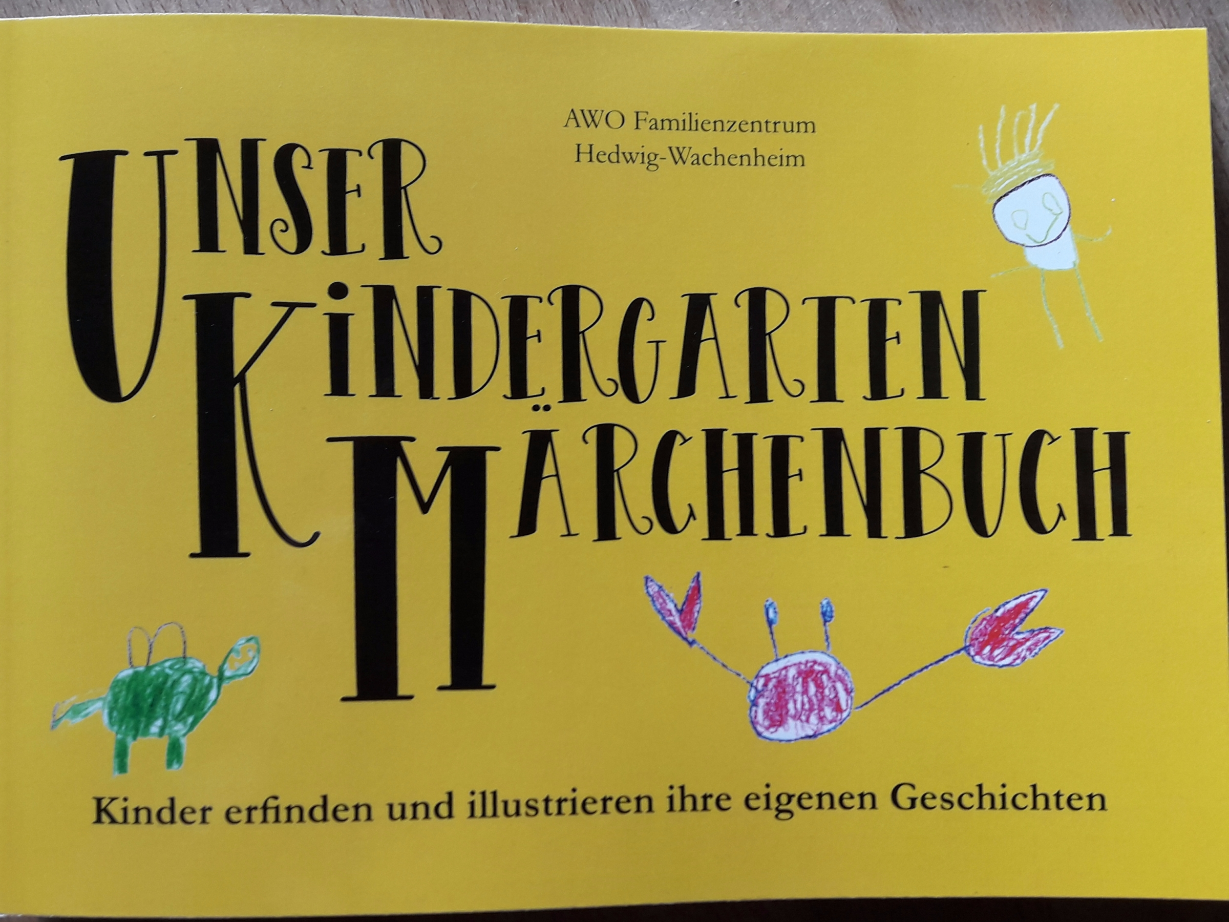 Kindergarten Märchenbuch